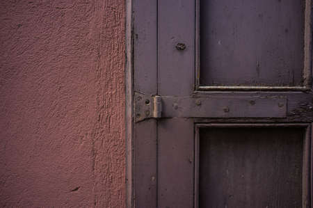 Part of old wooden door Stock Photo - 17070930