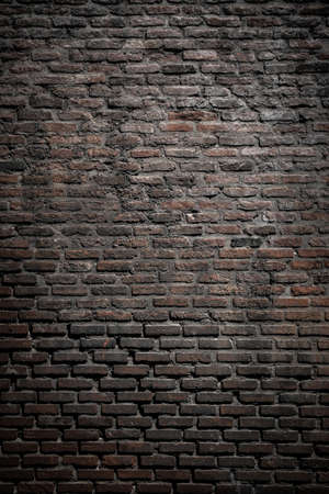 brick wall background: Old brick wall background