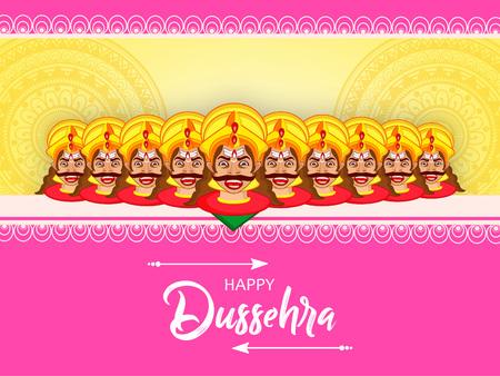 Indian festival celebration vector illustration