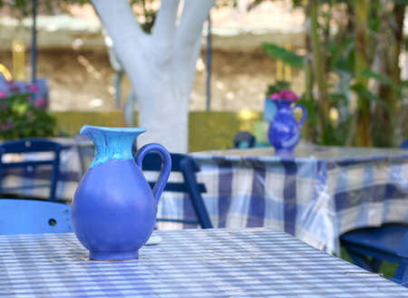 rhodes: Greek traditional tavern