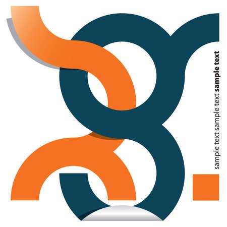 Corporate identity design, Illustration