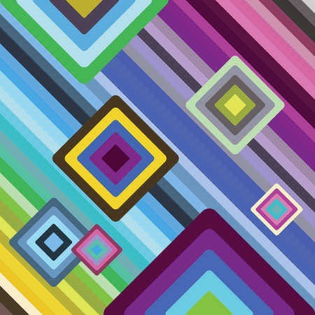 manic: quadratic pattern background