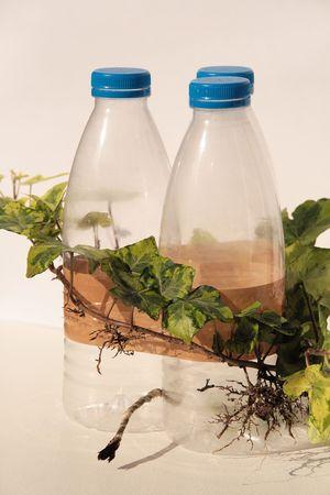 explosive plastic bottles