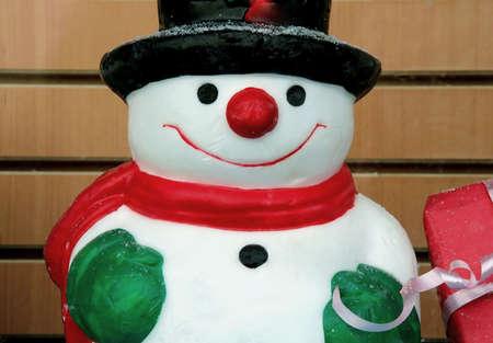snowman Stock Photo - 8452216