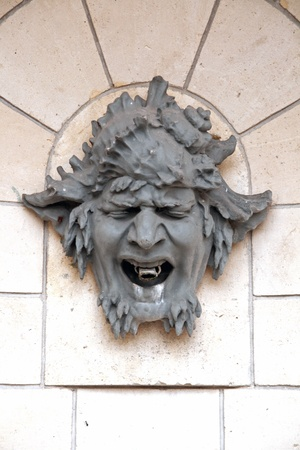 mascaron: protect from the evil eye