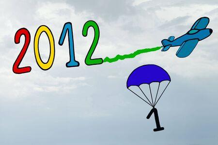 2012 new year photo