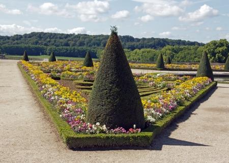 garden french-style Stock Photo - 17214969