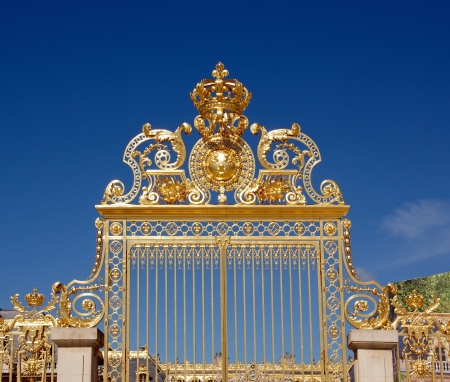 Royal door, Palace of Versailles  France