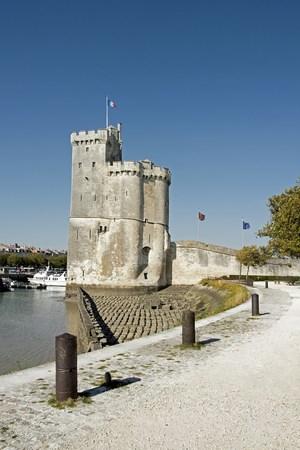 impregnable: The Tower Saint Nicholas, La Rochelle (Charente-Maritime France) Editorial
