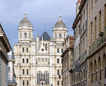 St. Michaels Church, church of style Renaissance, Dijon (Burgundy France)