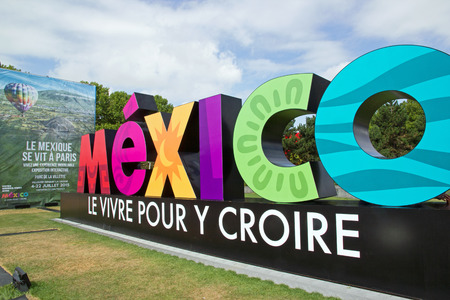 parc: Exhibition and virtual visit on Mexico through a process high-tech. Mexico City live to be believed. In Paris, the Parc de la Villette France. from 4 to 22 July 2015.