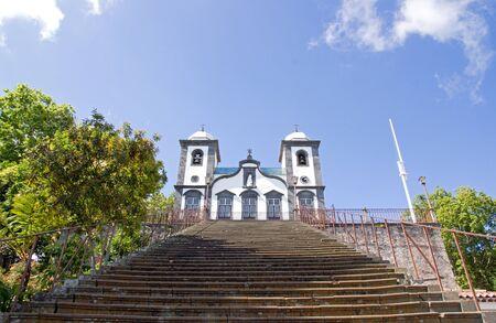 monte: Church Nossa Senhora do Monte, Madeira (Portugal)