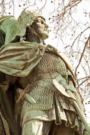 Olivier, lord of the Middle Ages, lord of Charlemagne (France)