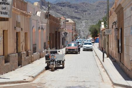 Street of Tilcara