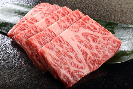 Kuroge Wagyu yakiniku (Beef) Stock fotó