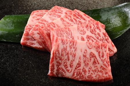 Kuroge Wagyu yakiniku (Beef) Zdjęcie Seryjne