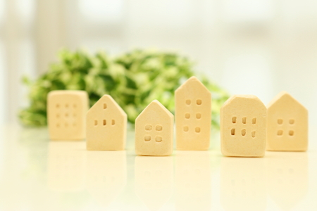 apartment for rent: Housing and living Stock Photo