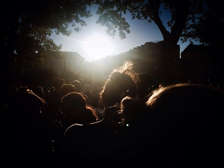 crowd: Crowd