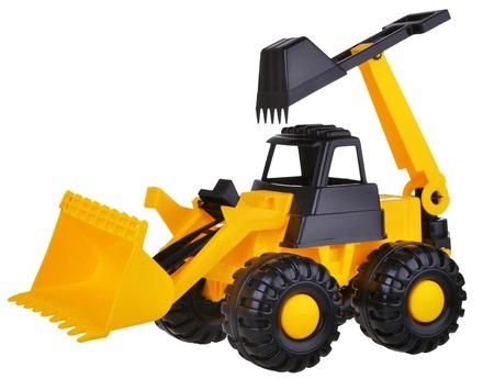 earthmover: Toy Earthmover excavator