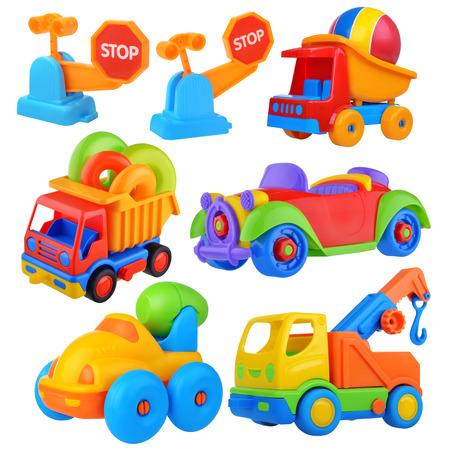 Toy car big set photo