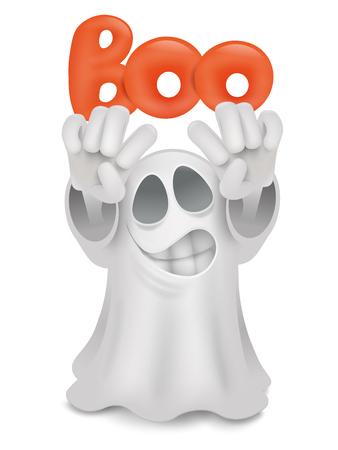 Dilo con una imagen - Página 26 80406487-cartoon-ghost-emoji-character-with-boo-title-vector-illustration