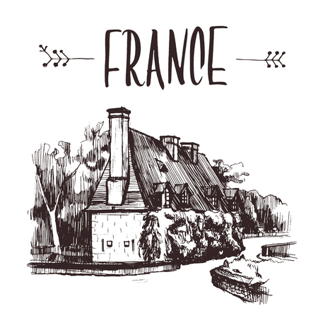 France illustration