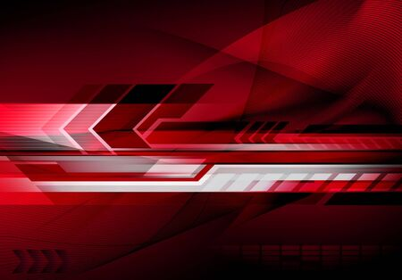 Abstract futuristic technology background Stock Photo - 5778762