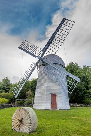 Old Mill Museum in Jamestown Rhode Island