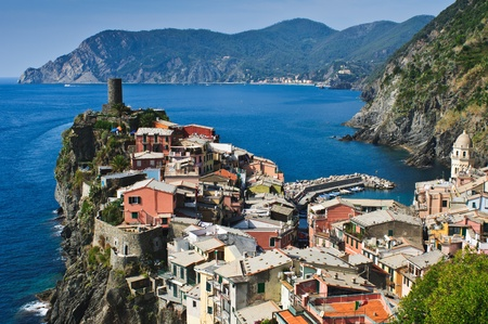 Vernazza Cinque Terre Italy