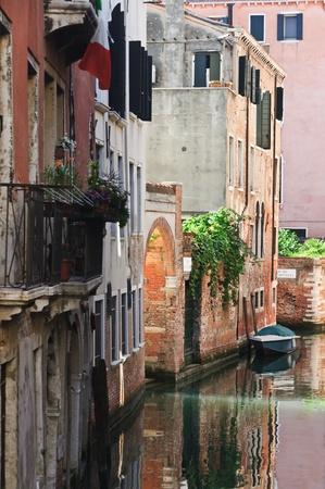attraktion: Venice canal