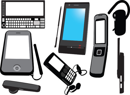 electronic devices: Mobile phone