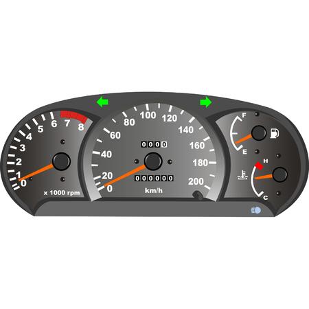 odometer: dashboard
