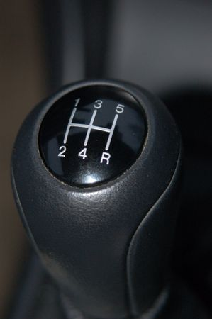 gearbox Stock Photo