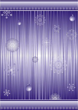 snowflake dark blue background