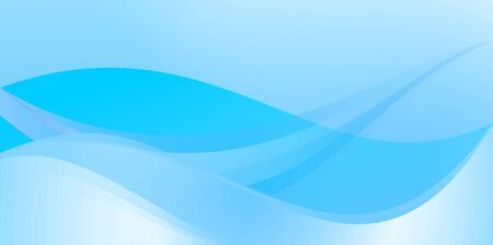 blue abstract background of gradients. Illustration Stock Photo