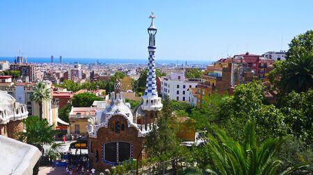 Spain, Barcelona historical infrastructure