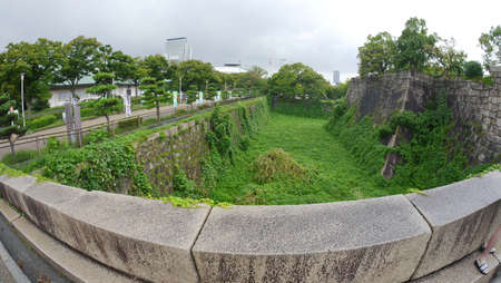 Osaka Castle Museum has a large variety of historical materials, miniature figures and the panoramic screens show the scenes from the Summer War of Osaka. Editorial