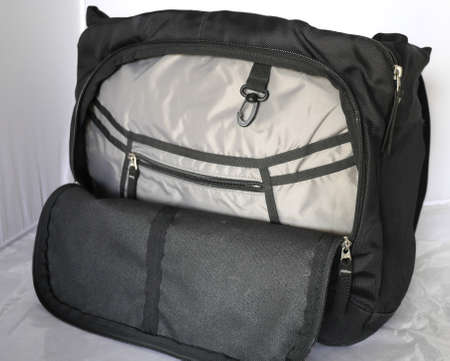 sporty cross sling hand carry adventure overnight bag