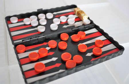 portable mini board game for children