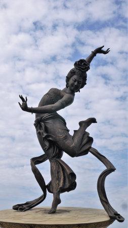 oriental Asian fairies and deities