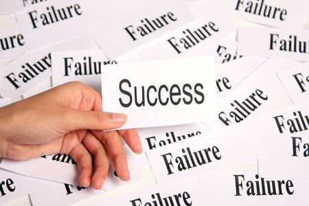 Success among failure photo