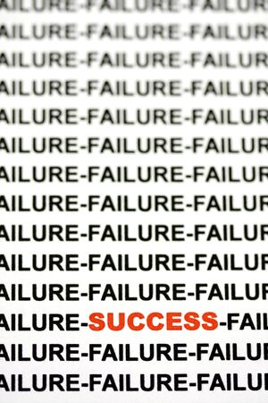 Success among failure