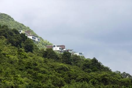 Villa on the mountain