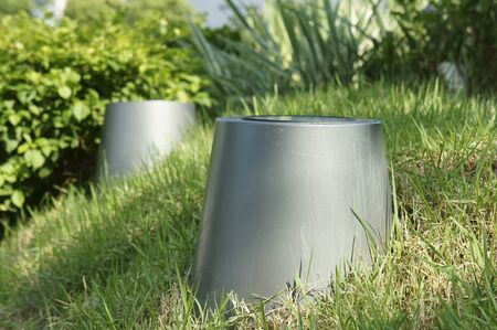 Lawn lamp Stock Photo - 15309970