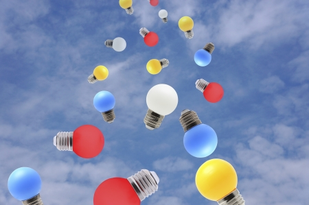 Bright ideas photo