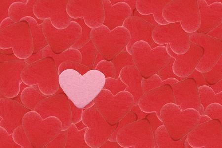 Heart shape blocks