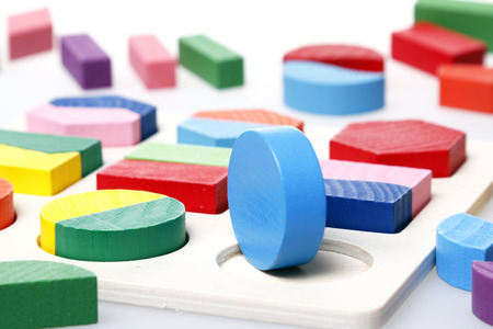 colorful children toy