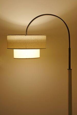 floor lamp: Floor lamp Stock Photo