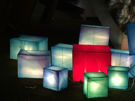 glow: Holiday lanterns