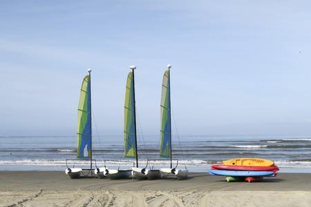 Zeilboot Stockfoto